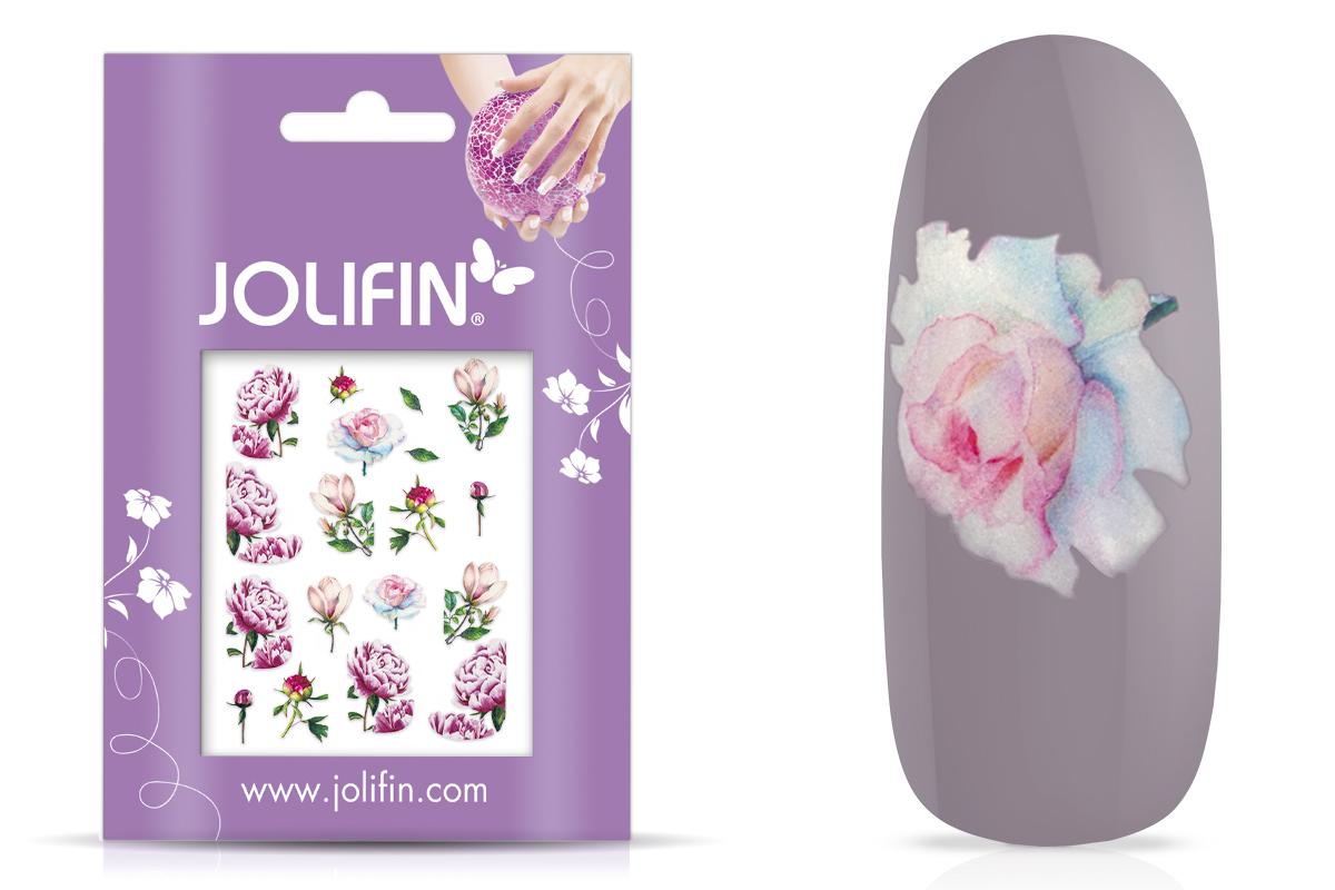 Jolifin Flora Nailart Tattoo Nr. 28