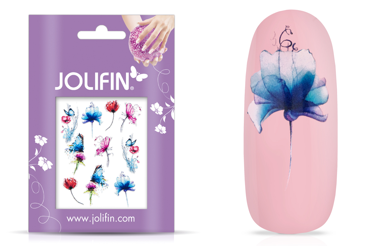 Jolifin Flora Nailart Tattoo Nr. 29
