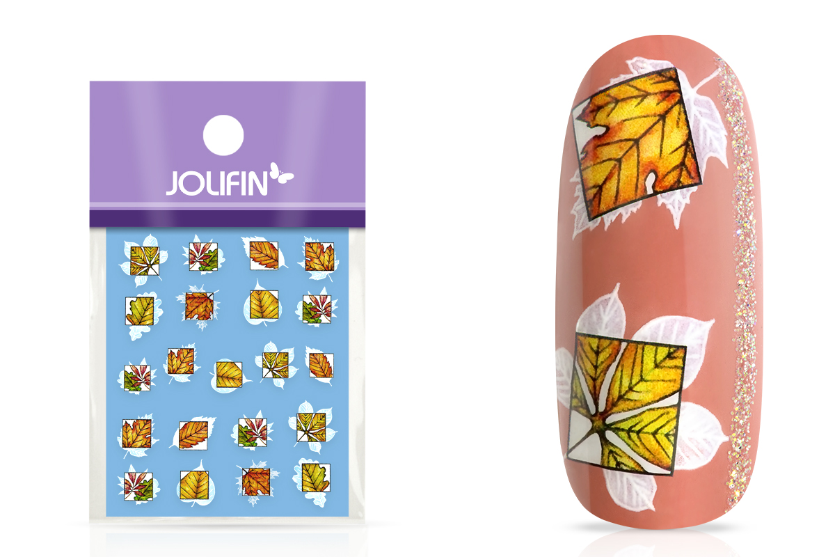 Jolifin Nailart Autumn Tattoo 9