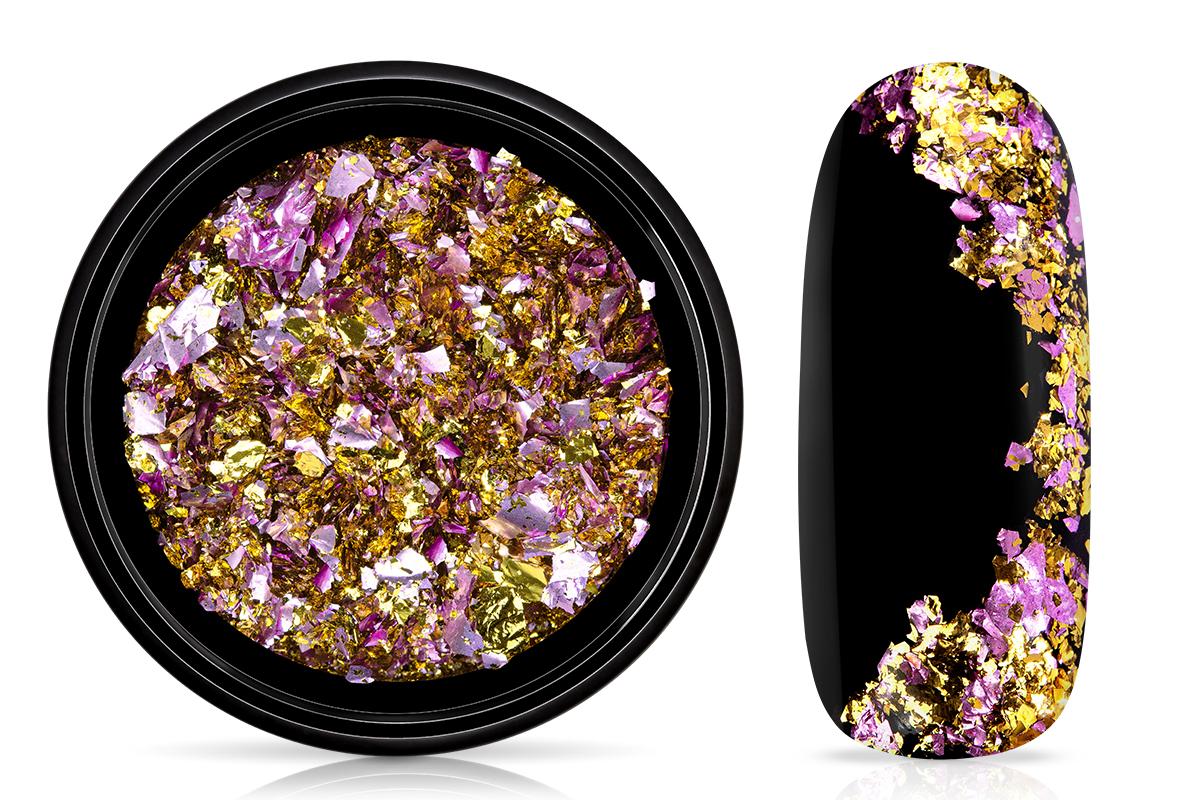 Jolifin Soft Foil Flakes - rose-gold