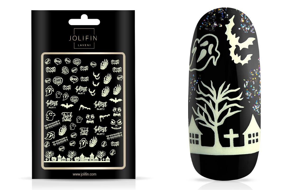 Jolifin LAVENI XL Sticker - Nightshine Halloween Nr. 2