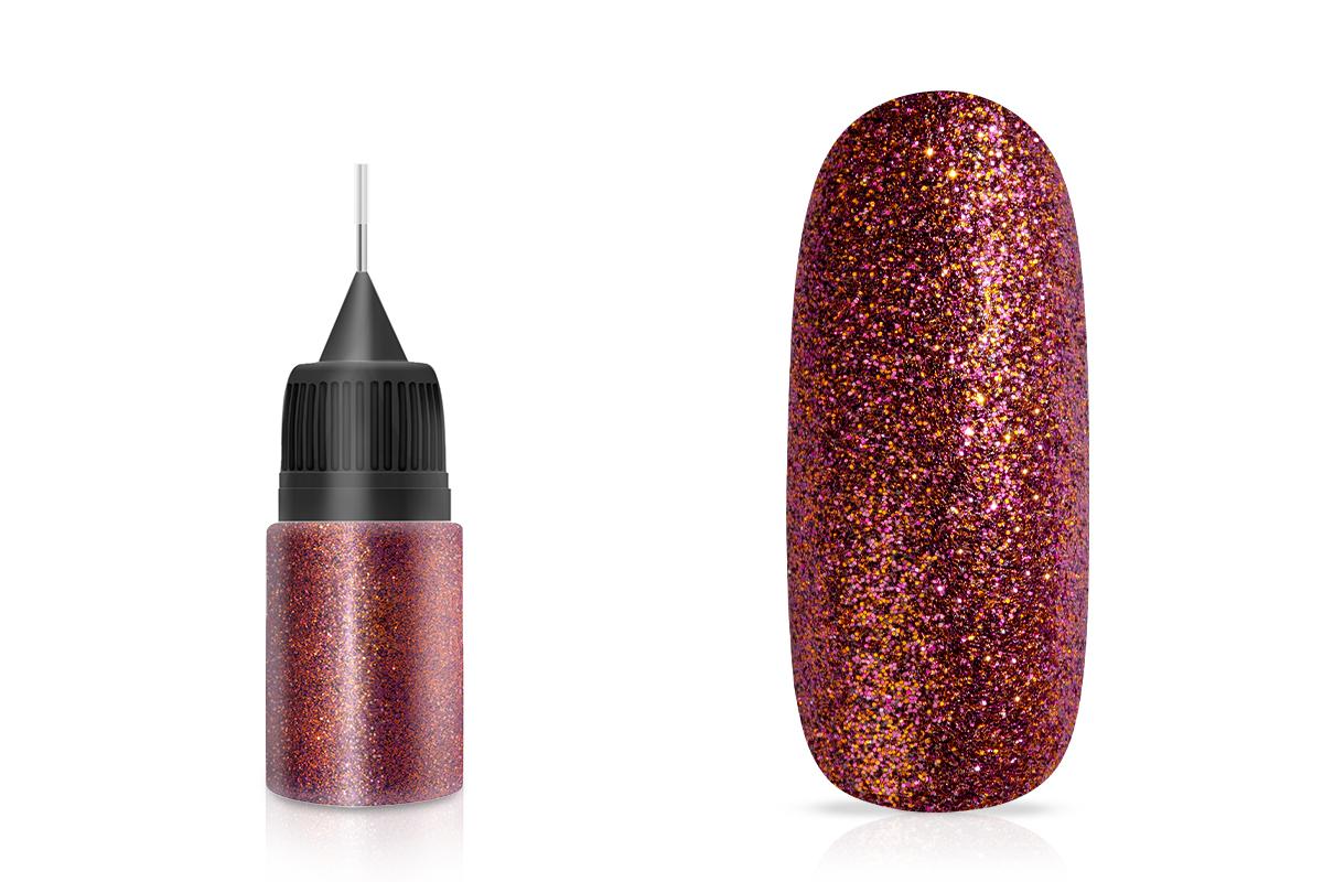 Jolifin LAVENI Diamond Dust - bordeaux copper