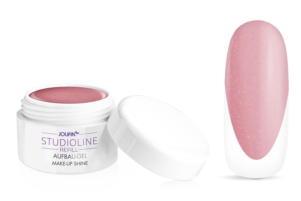 Jolifin Studioline Refill - Aufbau-Gel make-up shine 15ml