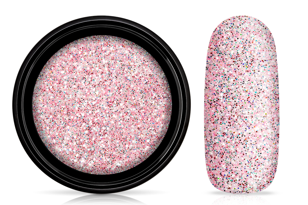 Jolifin LAVENI Pastell Dream Glitter - rose