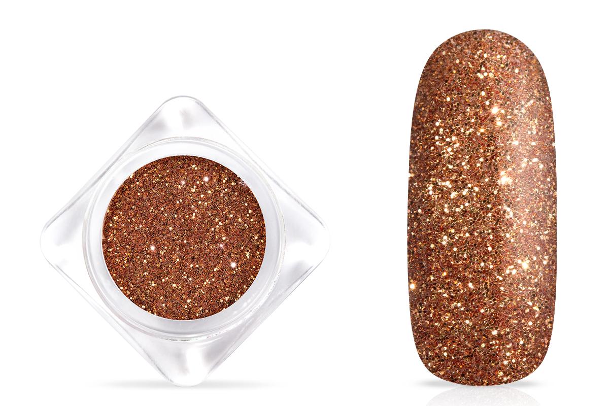 Jolifin Glitterpuder - elegance copper