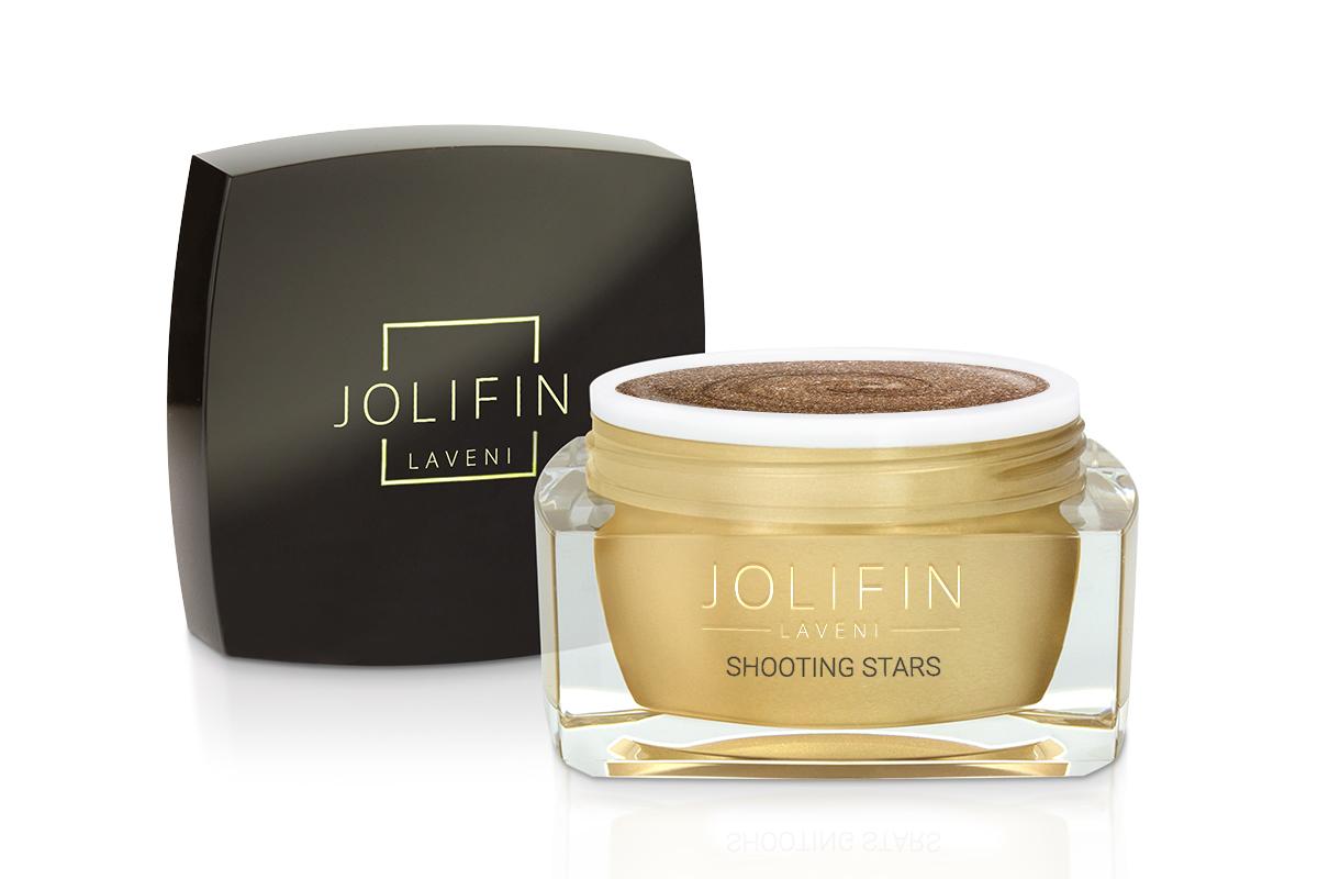 Jolifin LAVENI Farbgel - shooting stars 5ml