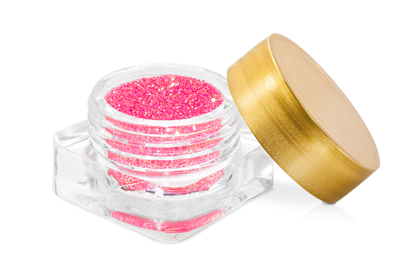 Neon Revolution glitter-rosa