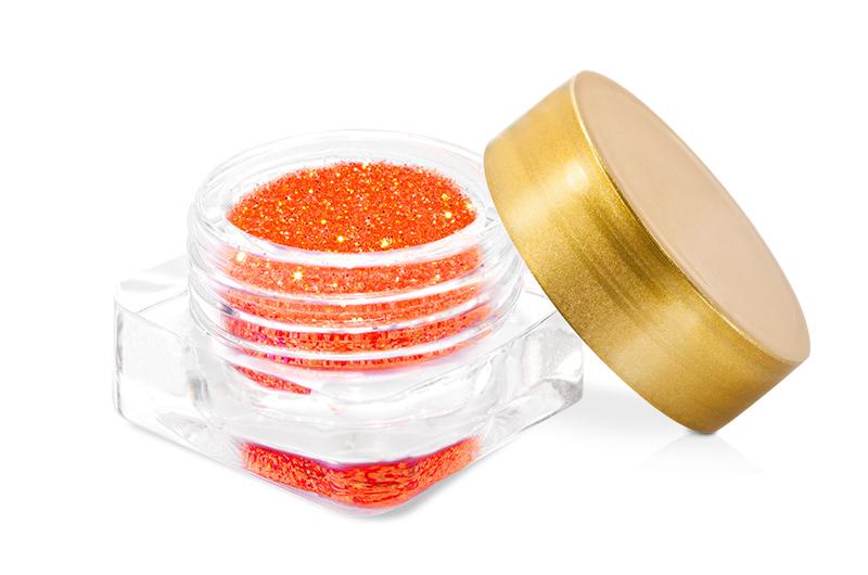 Neon Revolution glitter-apricot