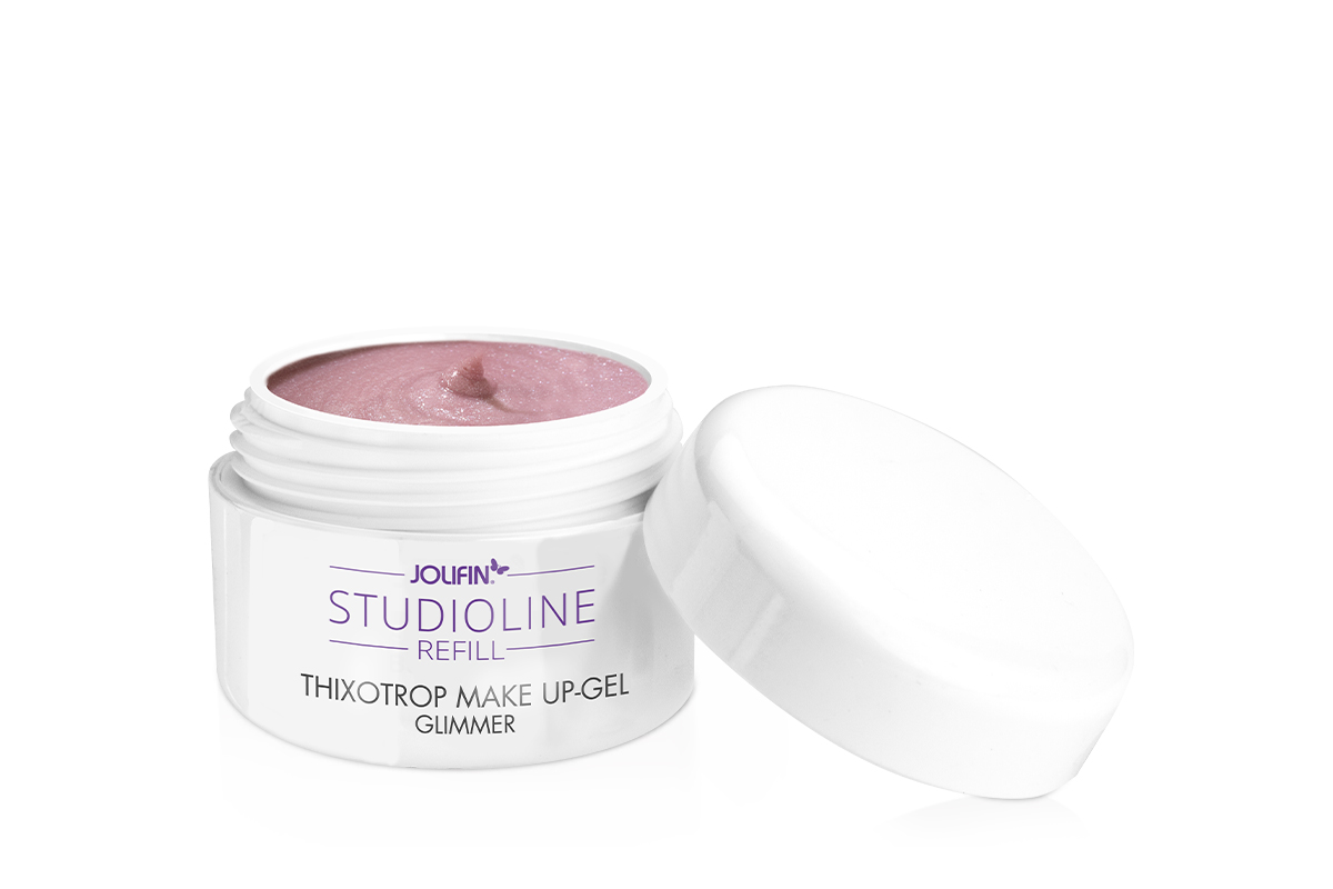 Jolifin Studioline Refill - Thixotrop Make-Up Gel Glimmer 5ml