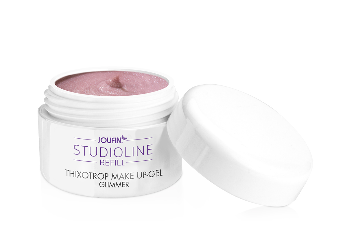 Jolifin Studioline Refill - Thixotrop Make-Up Gel Glimmer 15ml