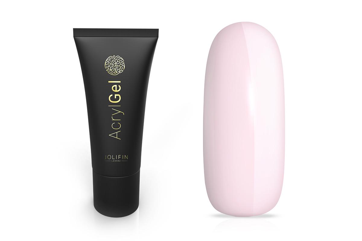 Jolifin LAVENI AcrylGel - milky pink 50ml