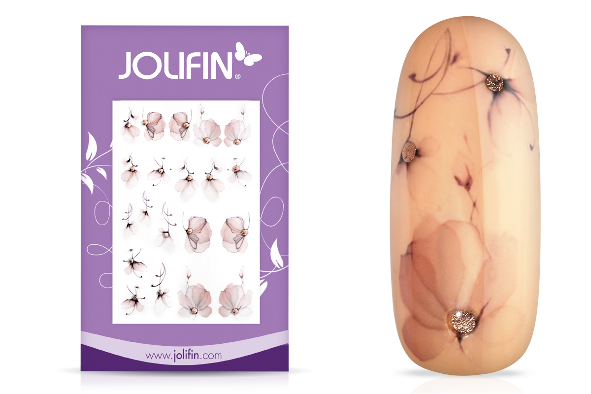 Jolifin Trend Tattoo Rosé-Gold - Nr. 11