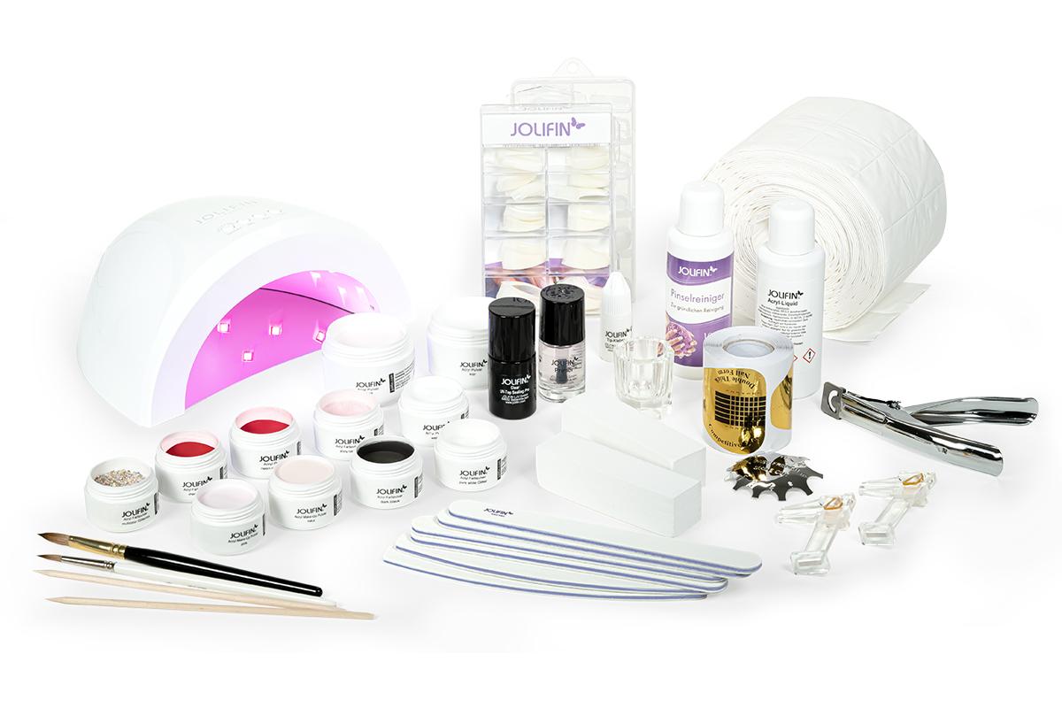 Jolifin Acryl Starter-Set - XL - Neo Gerät
