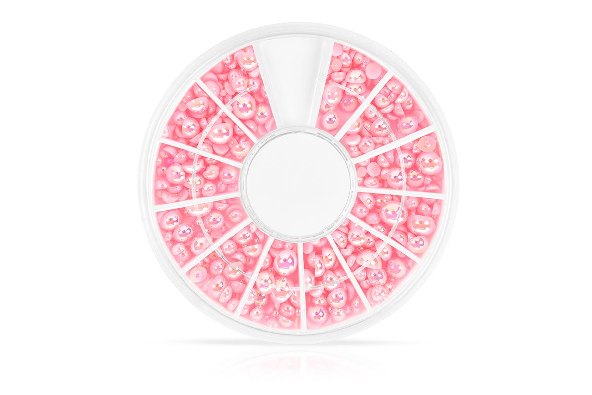 Jolifin Halbperlen-Display - rosa