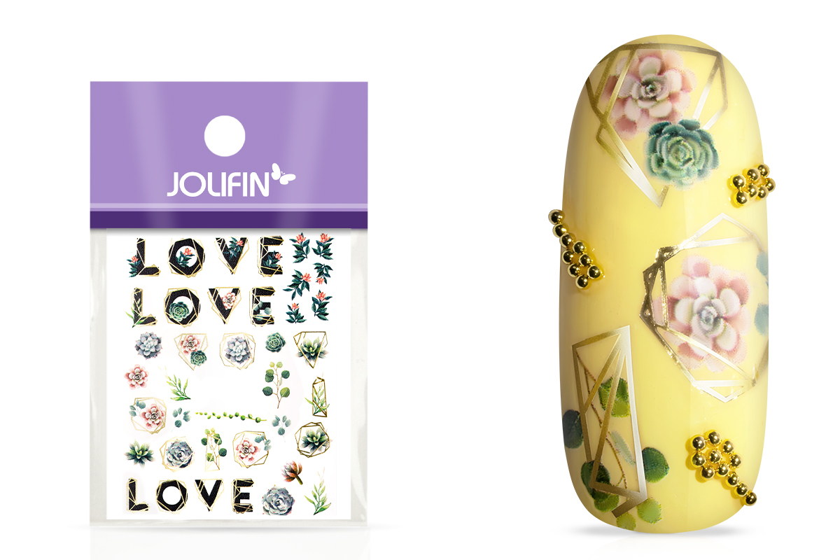 Jolifin Metallic Tattoo - Nr. 46