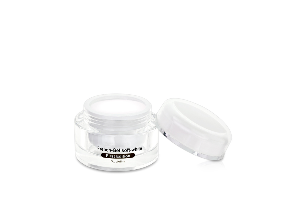 First Edition Studioline - French-Gel soft-white 5ml