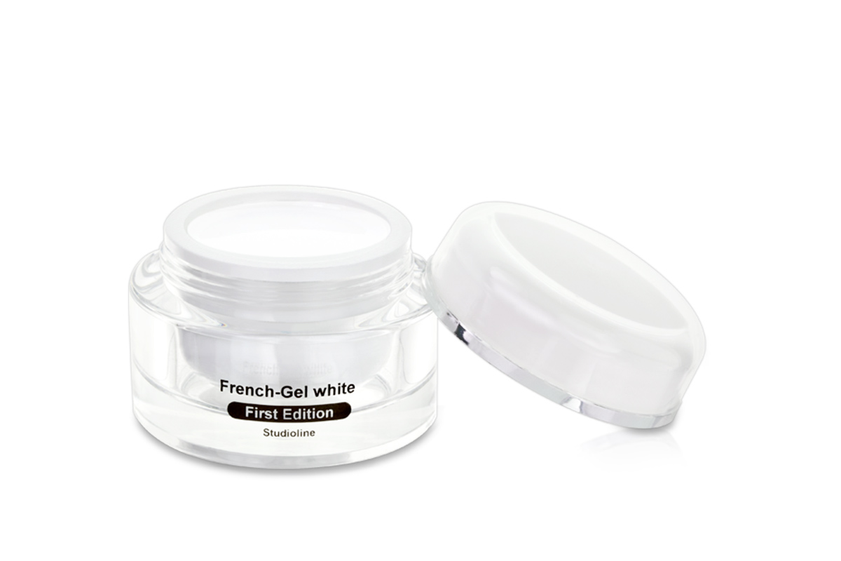 First Edition Studioline - French-Gel white 15ml