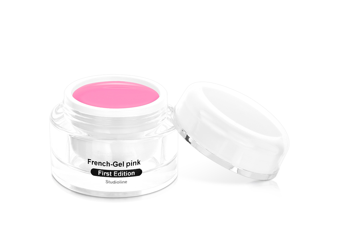 French-Gel pink 15ml - First Edition Studioline