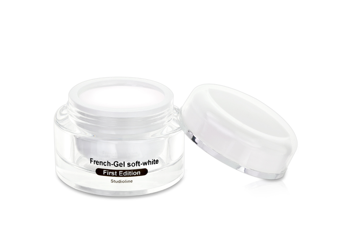 French-Gel soft-white 250ml - First Edition Studioline