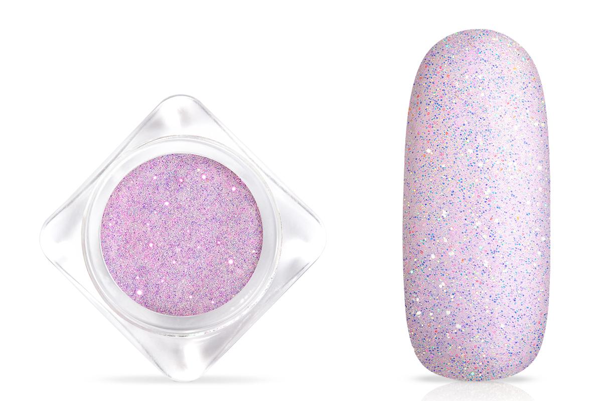 Jolifin Glitterpuder - pastell-lavender