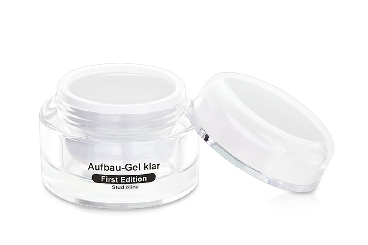 First Edition Studioline - Aufbau Gel klar 30ml