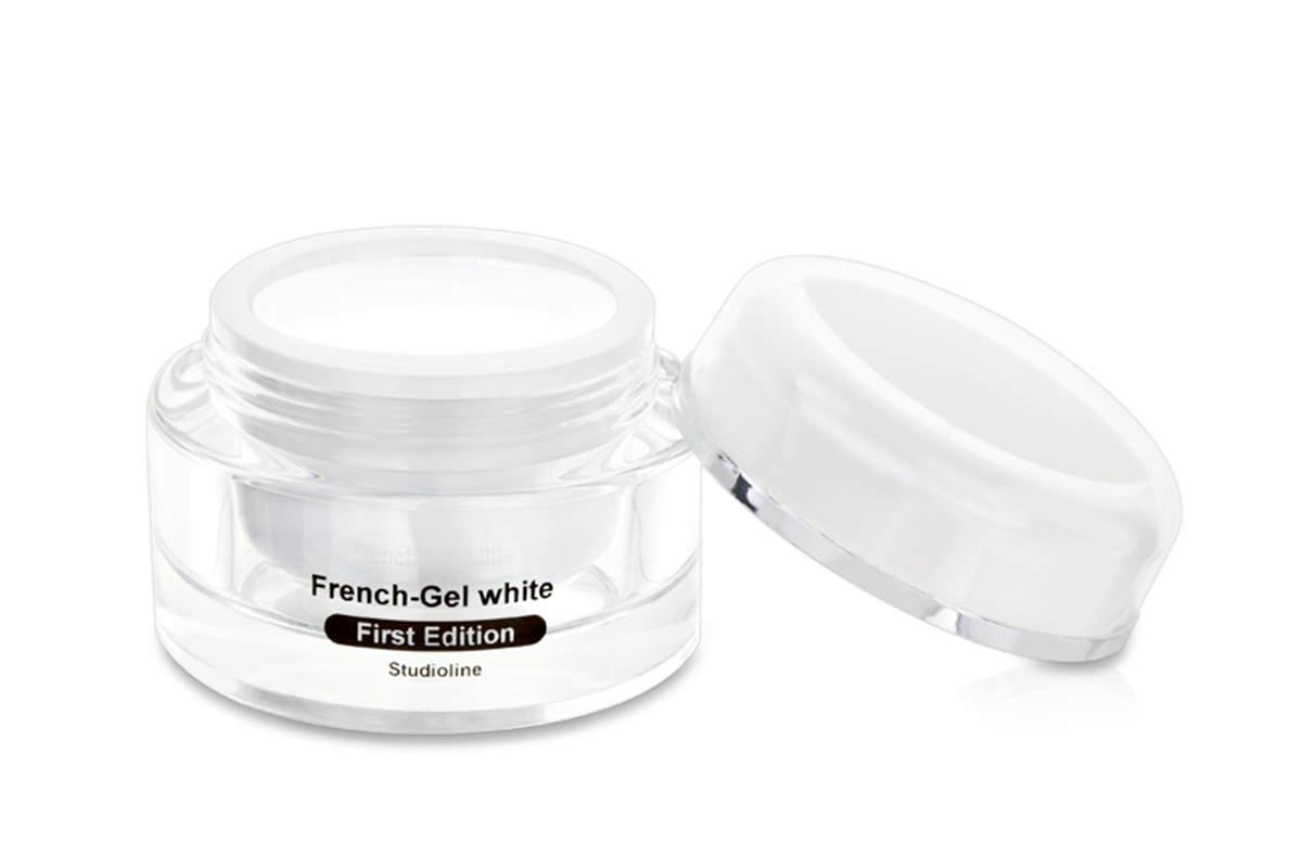 French-Gel white 30ml - First Edition Studioline