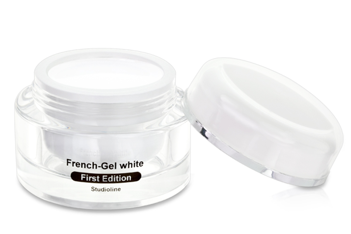 French-Gel white 250ml - First Edition Studioline