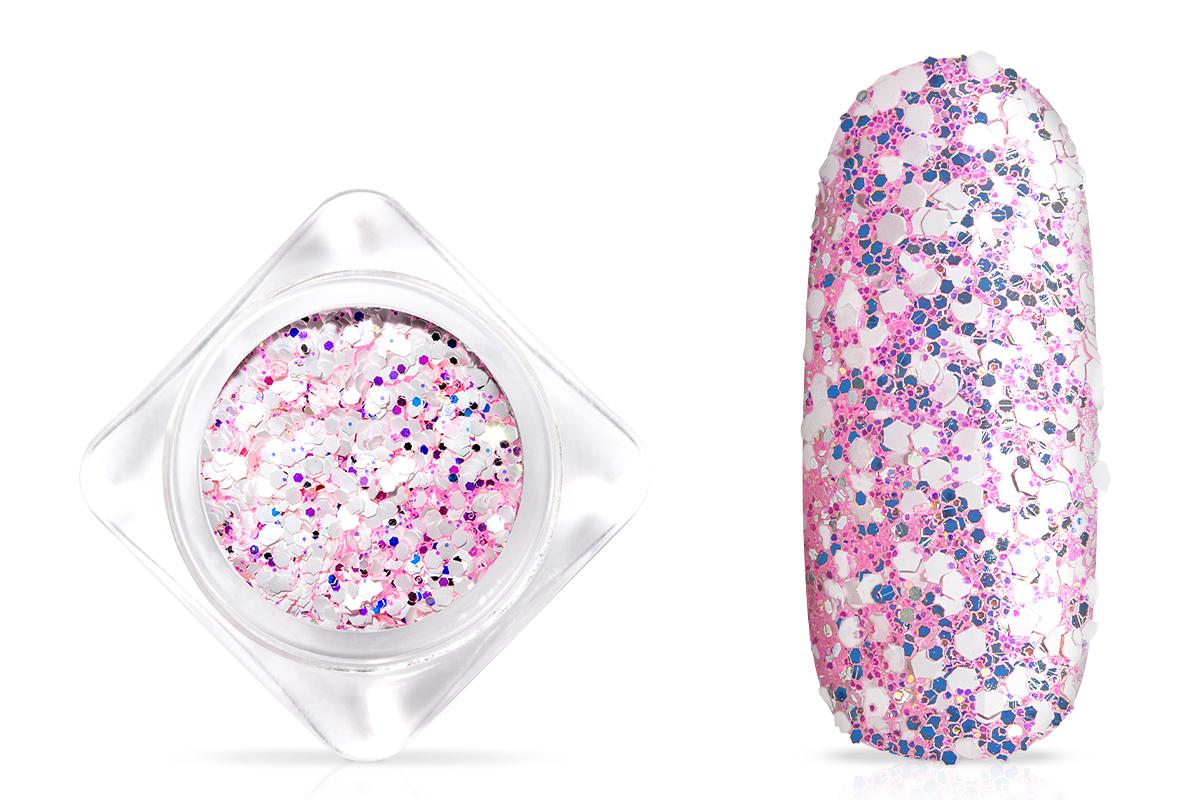 Jolifin Candy Glitter - pastell-babypink