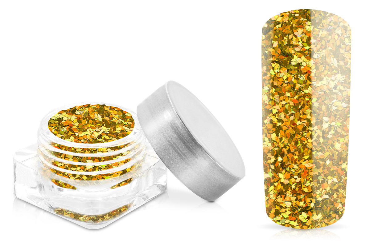 Jolifin Diamond Glitter gold