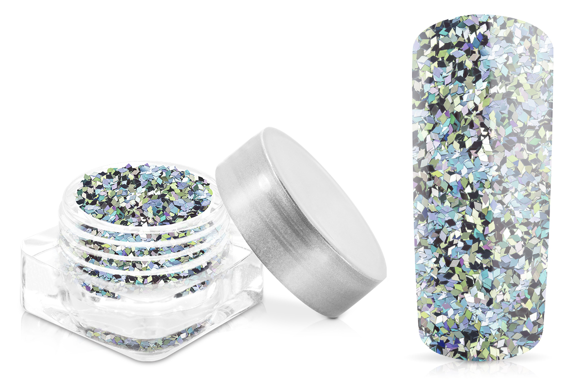 Jolifin Diamond Glitter silber