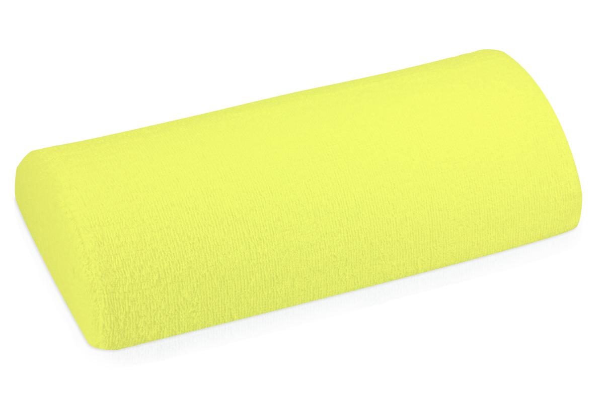 Handauflage neon gelb
