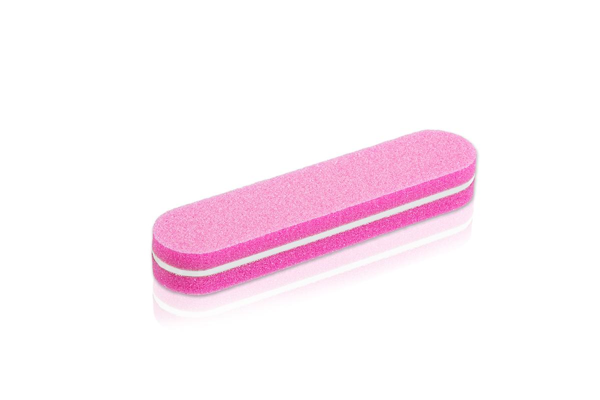 Jolifin Mini Bufferfeile 100/180 - pink
