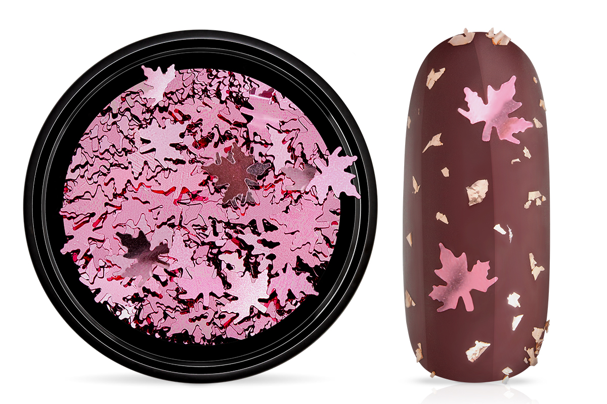 Jolifin Einleger - Blätter rosé