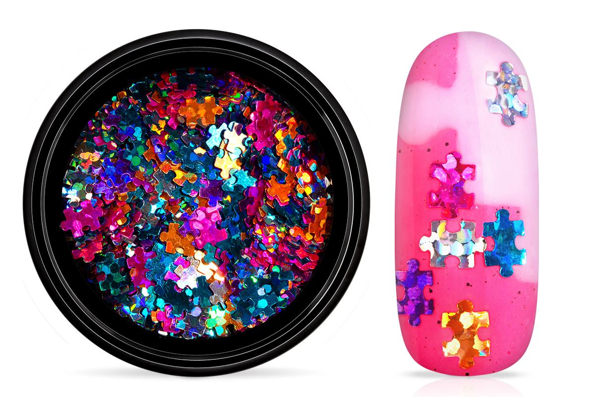 Jolifin Einleger - tiny puzzle Glitter