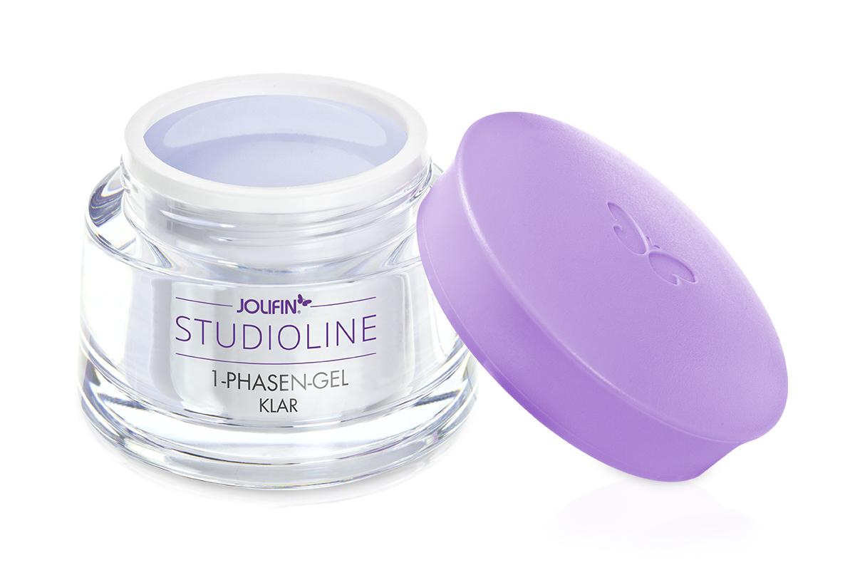 Jolifin Studioline - 1Phasen-Gel klar 5ml