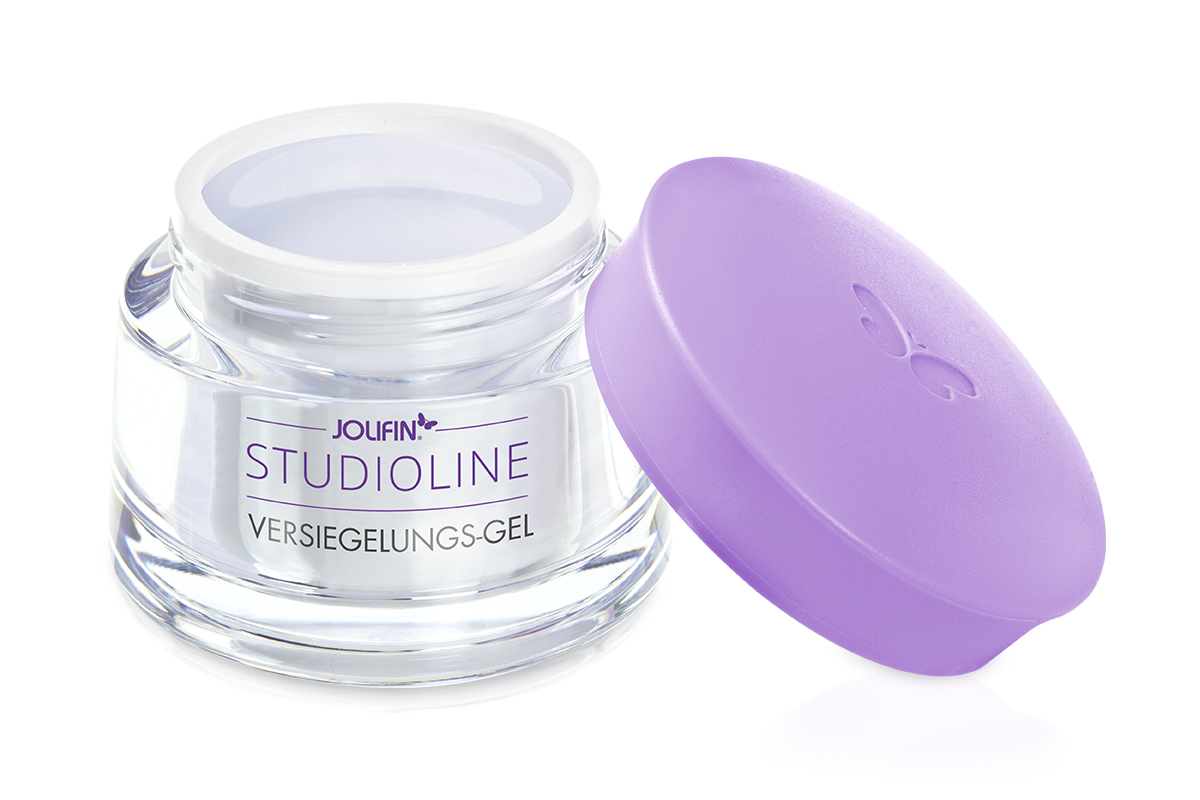 Jolifin Studioline 4plus Versiegelungs-Gel 30ml