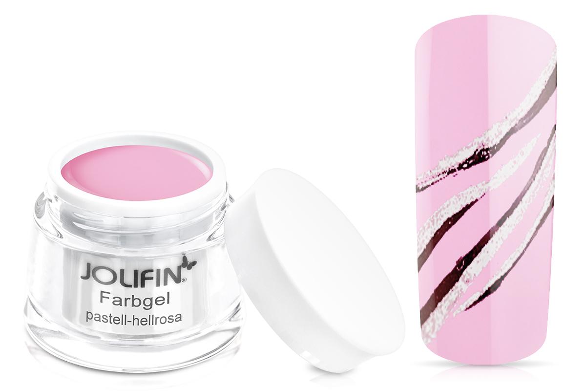 Jolifin Farbgel pastell-hellrosa 5ml