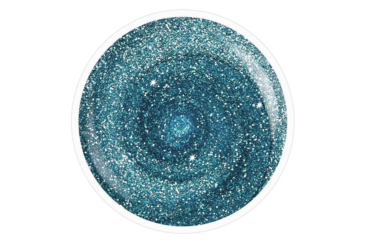 jolifin farbgel 4plus t rkis glitter 5ml pretty nail shop 24. Black Bedroom Furniture Sets. Home Design Ideas