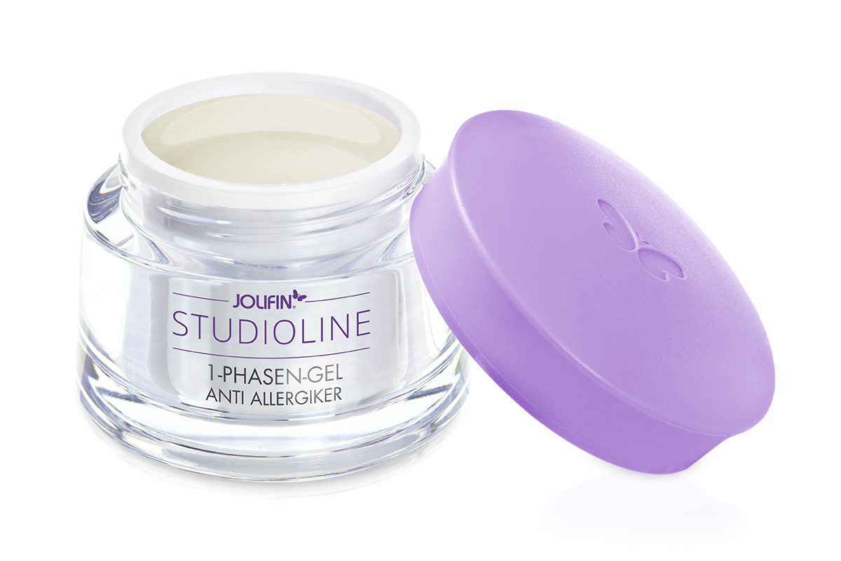 Jolifin Studioline 1Phasen-Gel Anti-Allergiker 15ml