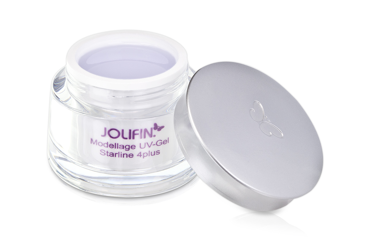 Jolifin Starline 4plus Modellage UV-Gel klar 5ml