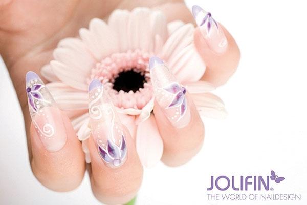 Jolifin Poster Flower (DIN A2)