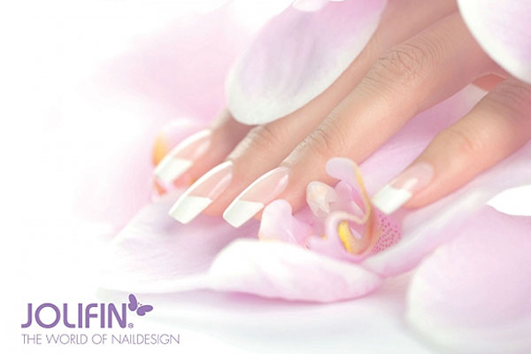 Jolifin Poster French Nails (DIN A2)