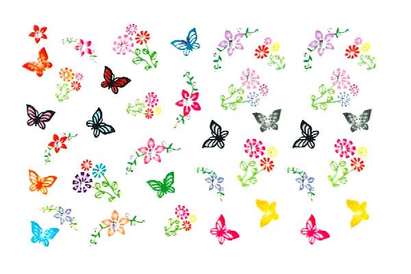 Jolifin Crazy Color Sticker 10