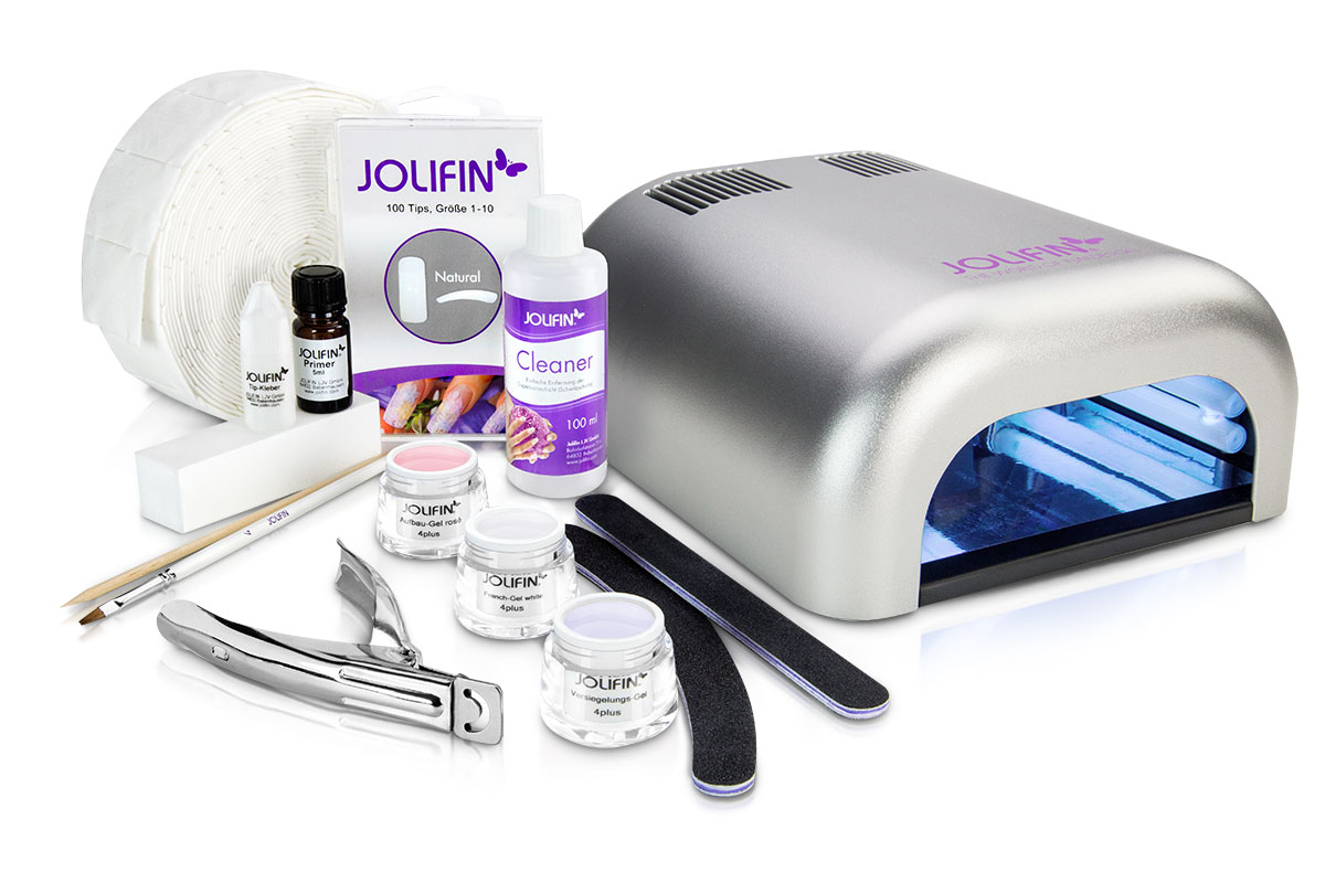 Original Jolifin 4plus Super-Set 4plus silber