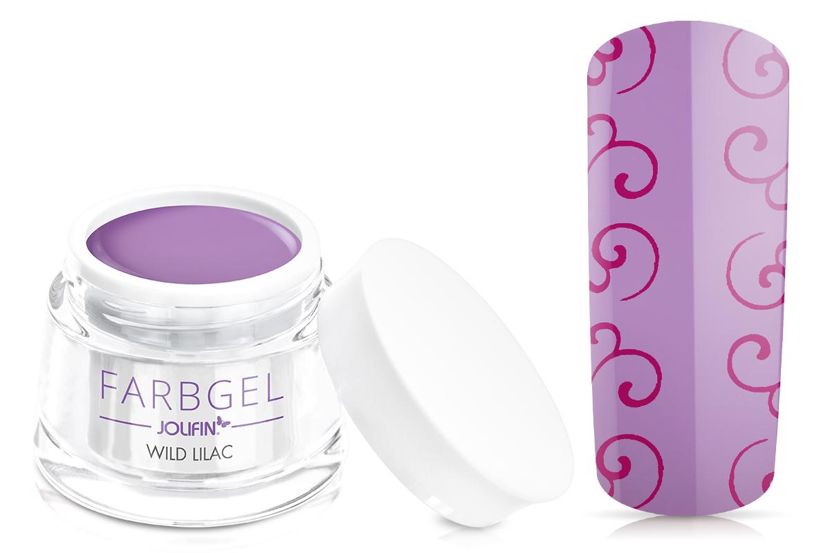 Jolifin Farbgel wild lilac 5ml