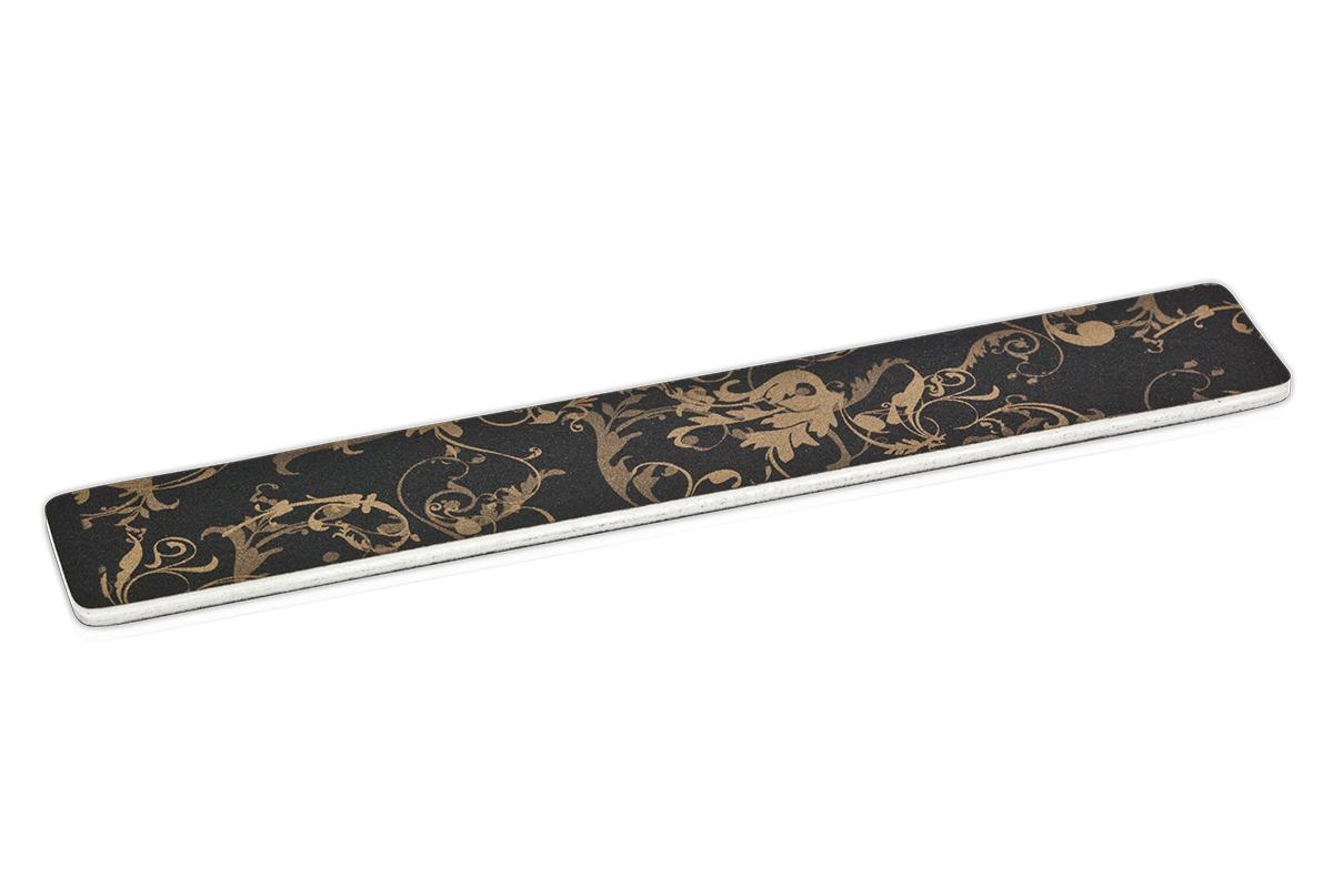 Jolifin Glamour Feile schwarz extra-breit 240/240