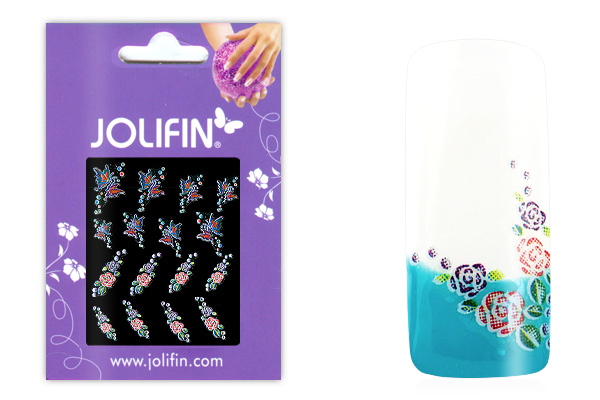 Jolifin Smoothly Nailart Sticker Nr.9