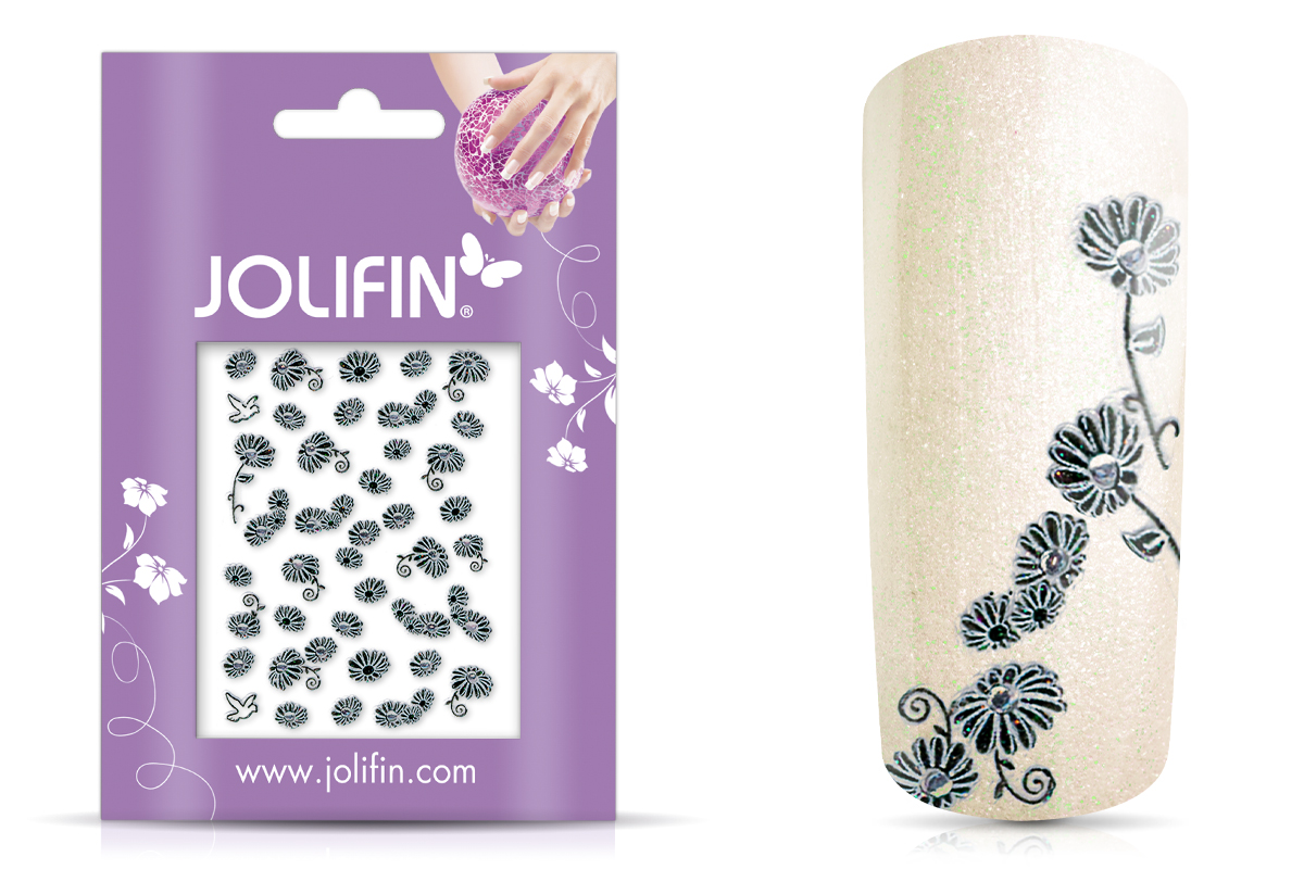 Jolifin Nailart Classic Dream Sticker Nr. 15