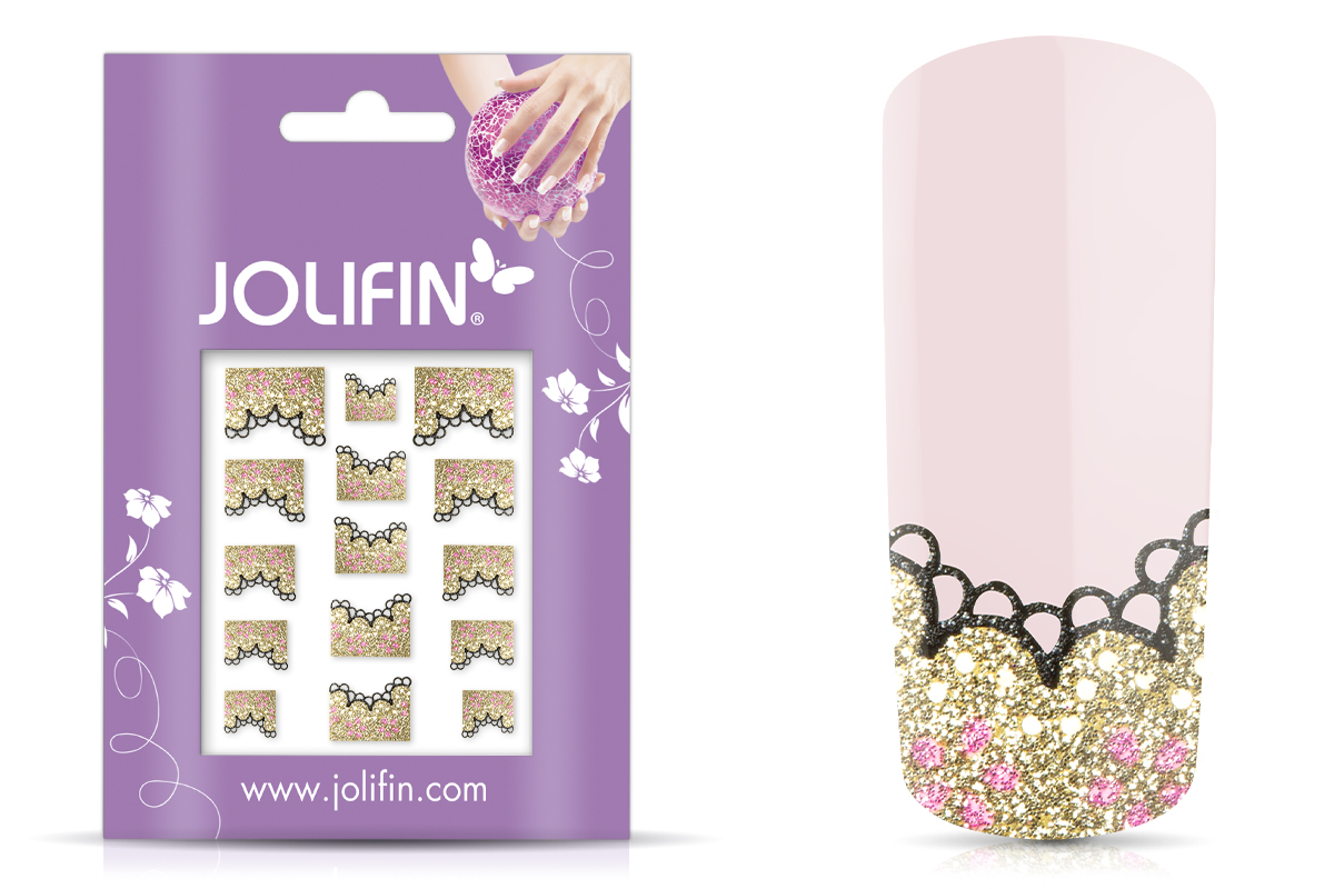 Jolifin Easy Colour French Sticker Nr.8