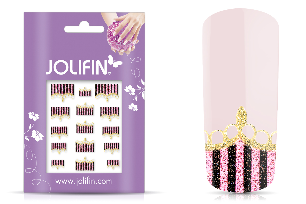 Jolifin Easy Colour French Sticker Nr.9